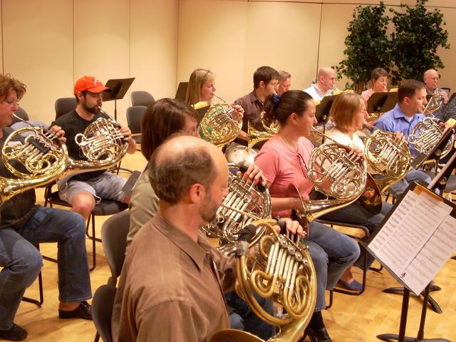 MMHC Rehearsal
